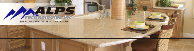 alps technologies inc is a premier countertop fabricator of granite solid surface quartz and other engineered and natural stone materials
